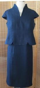 Linen Tulip Dress